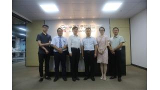 湖南省湘潭市领导来到中亚考察调研